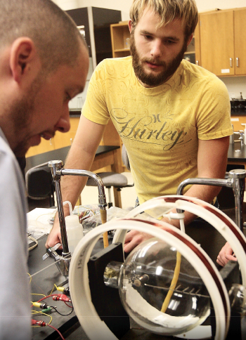 Sebastian Francis, engineering JWCC